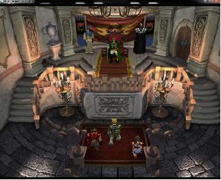 Screenshot Thumbnail / Media File 1 for Legend of Dragoon, The (iso)[Disc2of4]